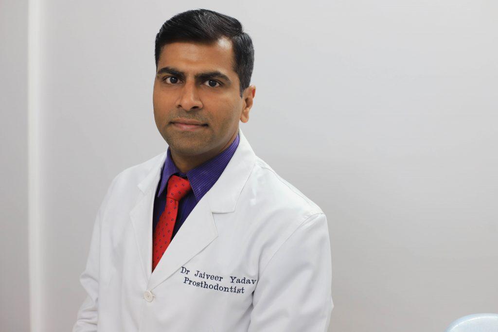 DR. JAIVEER S. YADAV, Dentist in Dwarka Dental